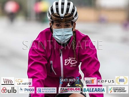 Vuelta ciclista Feminas - Trofeu Ajuntament d' Ondara  (Santi Imatge)